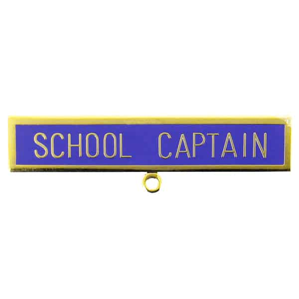 School Title Bars